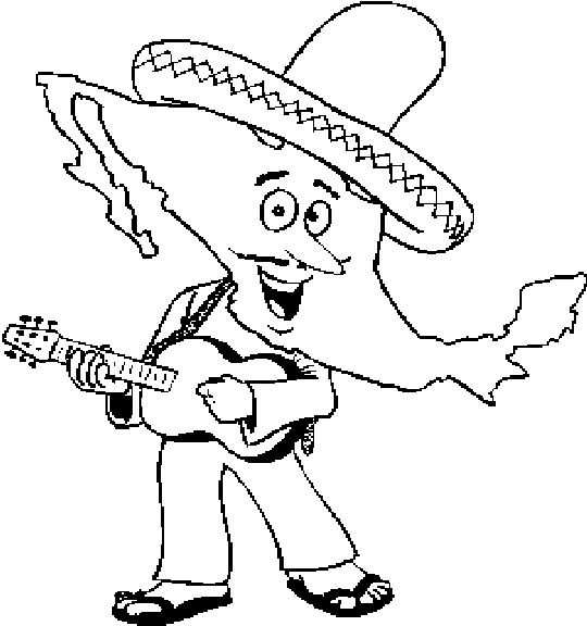 27 best c1 wk 20 images on pinterest earth science for Mexican independence day coloring pages