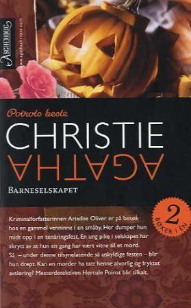 """""""Barneselskapet ; Den forsvunne domprost"""" av Agatha Christie"""