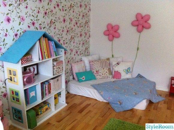 Barnrum - myshörna - childrens room