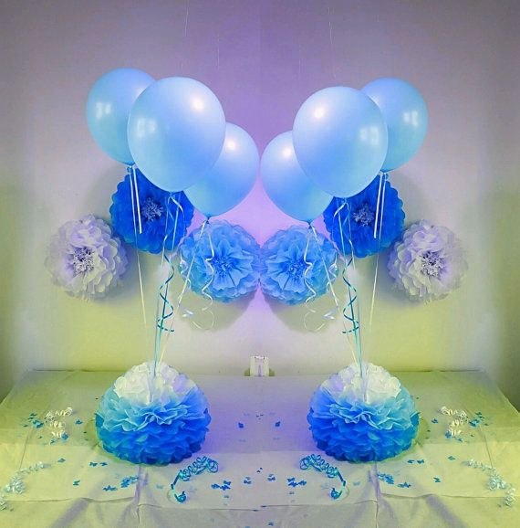 1000 ideas about no helium balloons on pinterest helium for Balloon decoration ideas no helium