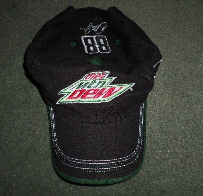 Men's DALE EARNHARDT JR #88 100 Years Chevy NASCAR Hat, Adjustable Strap, GUC #CheckeredFlagNASCAR #BaseballCap