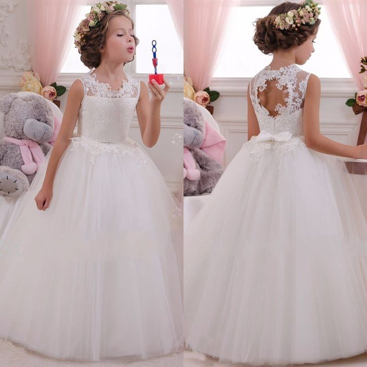 http://babyclothes.fashiongarments.biz/ Lovey Elegant Princess Flower Girl Dresses 2017 Sleeveless Ball Gown Tulle Pageant Dresses First Communion Dresses For Girls, http://babyclothes.fashiongarments.biz/products/lovey-elegant-princess-flower-girl-dresses-2017-sleeveless-ball-gown-tulle-pageant-dresses-first-communion-dresses-for-girls/, , Purchase guidelines Note: A: Since computer screens have chromatic aberration, especially between CRT screen and LCD screen, we can not guarantee