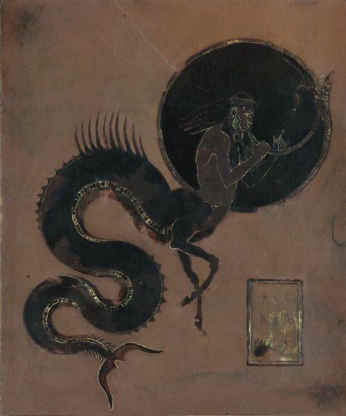 pankurios-templeovarts:  The joy of magick - Denis Forkas. 3rd...