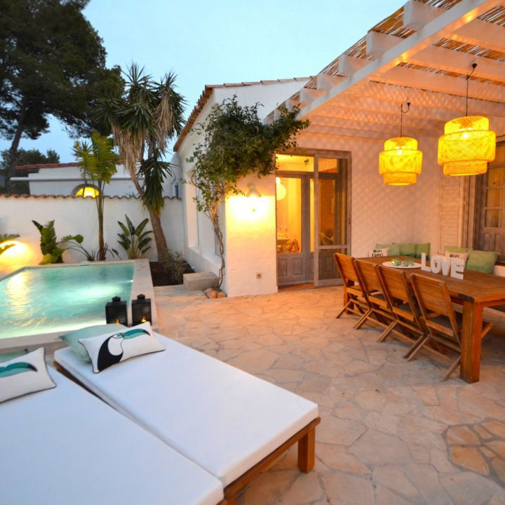 Casa Limon | Hip vakantiehuis Ibiza