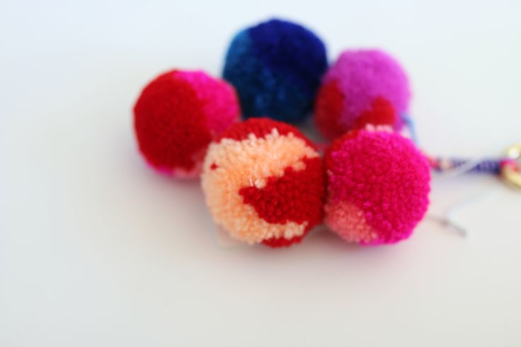 Carly Paiker - Heart Is Yours Pom Pom Bag Charm