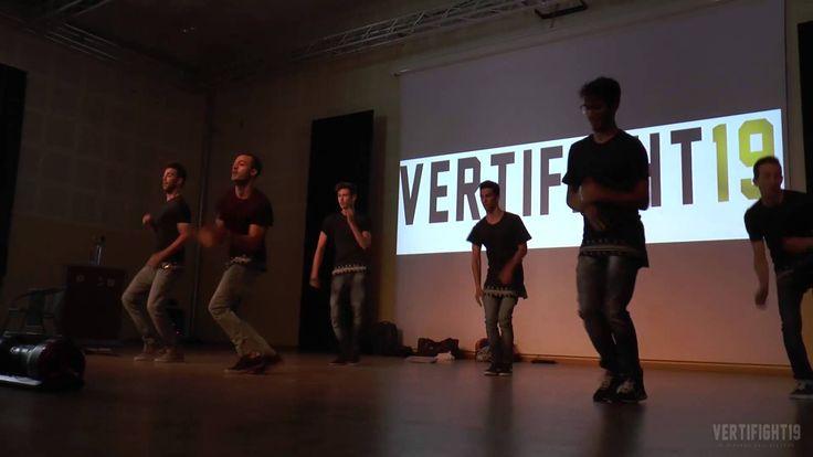 Vertifight Italia 19 | Team Show | Aosta Free Moves