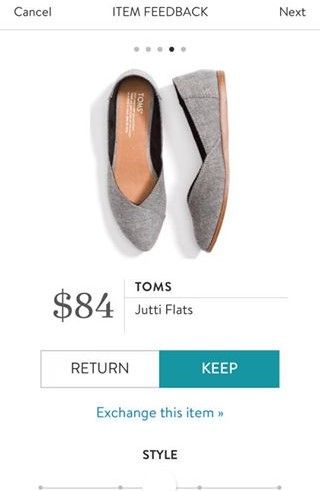 TOMS Jutti Flats from Stitch Fix. https://www.stitchfix.com/referral/4292370