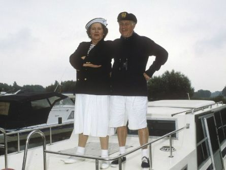 Keeping Up Appearances 'What to Wear When Yatching'