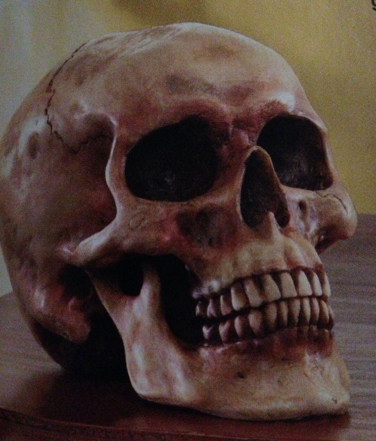$9.95....Grinning Skull