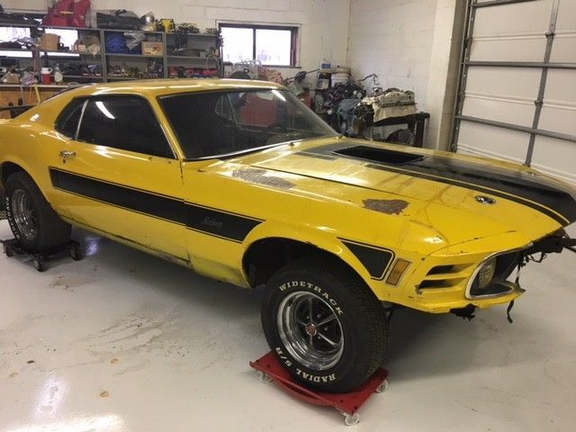Awesome Great 1970 Ford Mustang 1970 Mustang Mach 1 Project No Reserve 2018 Check More At Http 24auto Cf 2017 Great 1970 Ford Mustang Ford Mustang Mustang