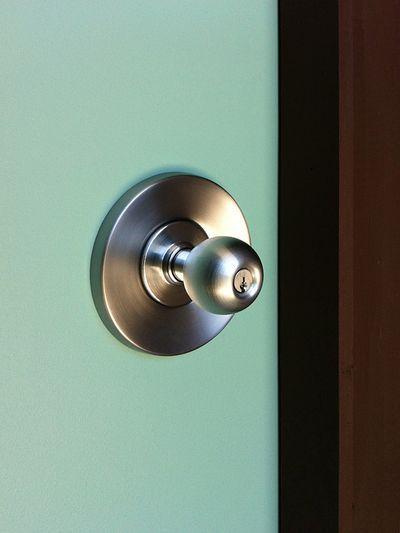 Our Ariel Mid Century Modern Door Set On Glen And Molly 39 S Front Door Midcenturymodern