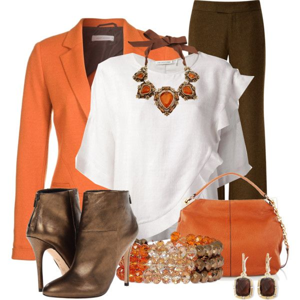 Autumn, created by justbeccuz on Polyvore