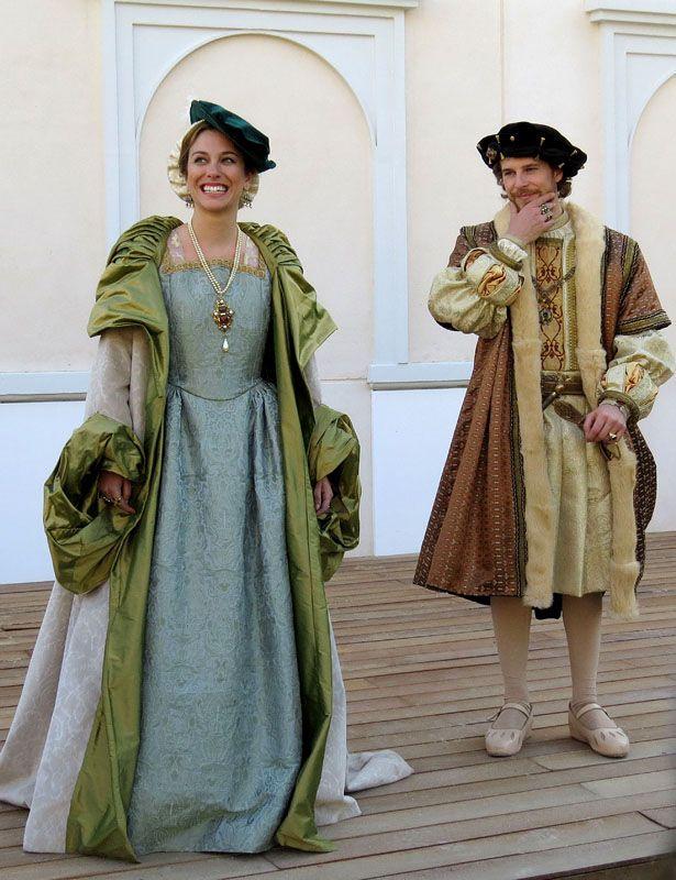 Isabel of Portugal and Carlos I of Spain(Carlos rey emperador)