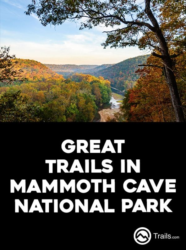 Looking for the perfect hikes to do during your summer vacation to #MammothCaveNationalPark in #Kentucky? Whether you're a beginner, or an expert on the trails, we can help you find the perfect one. Plus, read reviews from other hikers on which ones they liked the best. #hike #hiking | Great Trails in Mammoth Cave National Park from #Trails