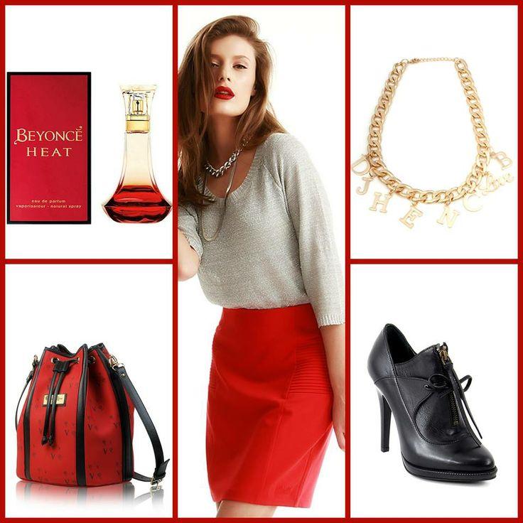 Haftaya kırmızının enerjisiyle başlamaya ne dersiniz? #kirmizi #moda #markafoni #stil #editorunsecimi #sokakstili #parfum #dress #editorspick #fashion #shoes #streetstyle #accessoriesoftheday #red