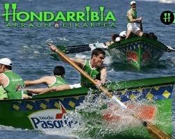 Hondarribia Arraun.