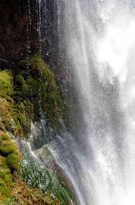 Edessa's waterfall, Edessa, Greece