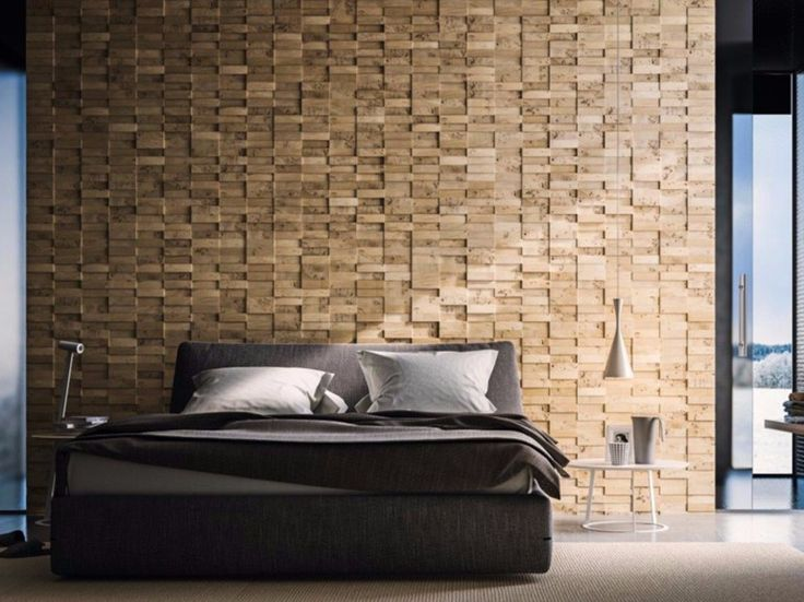 Download the catalogue and request prices of Walls By bruno parquet, wooden 3d wall panel