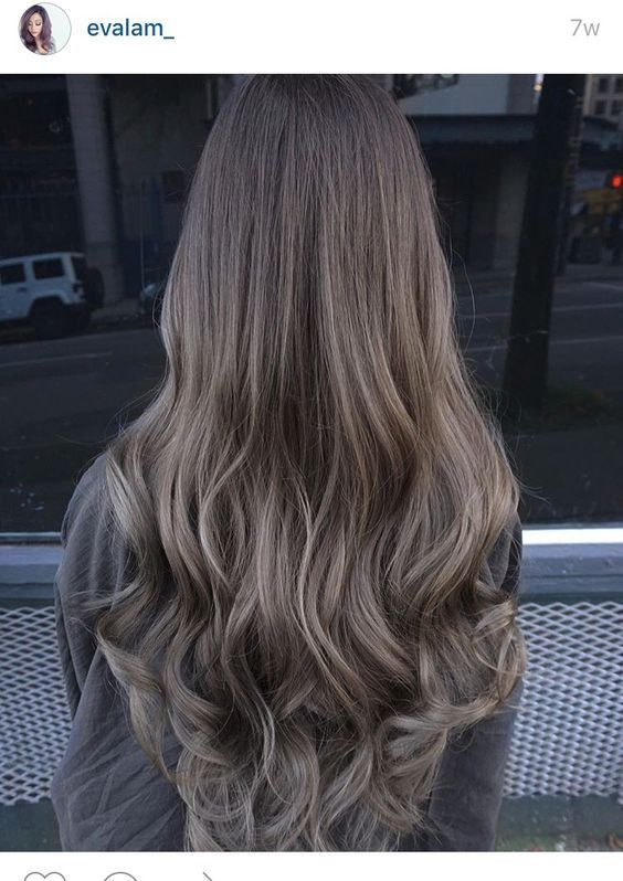 32 Best Ash Brown Hair Color Ideas For 2018 Ash Brown