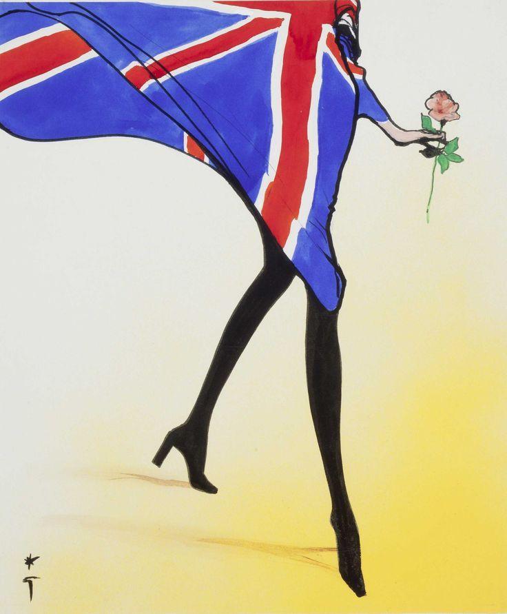 Rene Gruau 1973