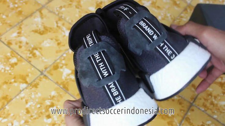 Sepatu Sneakers Adidas NMD XR1 Black BY3045 Original