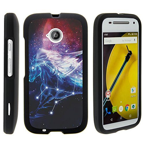 Buy Moto E 2015 Case, Stylish Personalized Protective Snap On Hard Case Phone Protector for Motorola Moto E LTE 2nd Generation XT1511, XT1257 (Boost Mobile, Cricket, Sprint, Verizon, Virgin Mobile) from MINITURTLE | Includes Clear Screen Protector and Stylus for 9.99 USD | Reusell