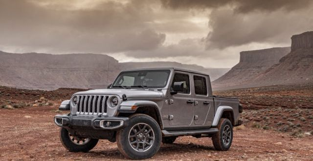 2020 Jeep Gladiator Overland Offers Plenty Of Premium Features
