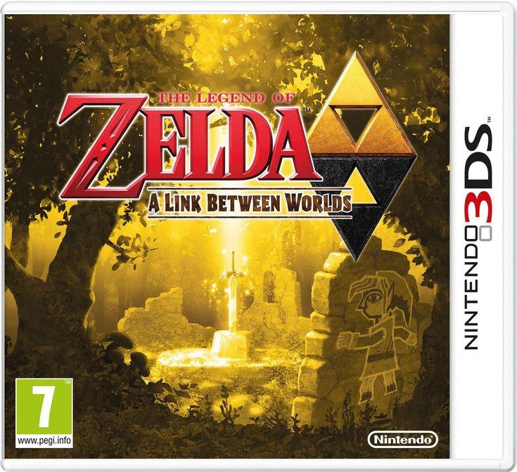 Zelda-spill satt til samme verdenen som A Link to the Past