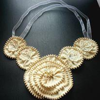 Colier fermoare Zipper necklace  https://www.facebook.com/Anna-Bijoux-860575383999728/