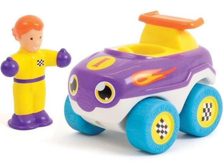 Wow WOW, Гоночный автомобиль Иззи