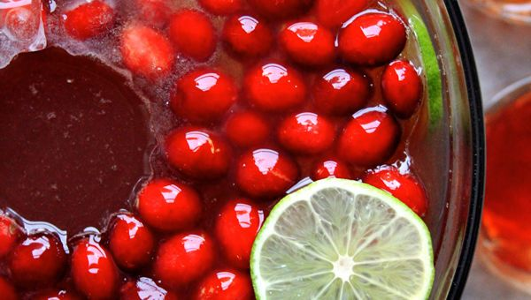 Red Nose Punch Recipe | SAVEUR