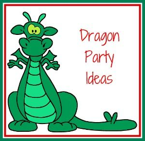 Lots of ideas to help you plan a dragon theme party, including suggestions for invitations, decorations, activities, food, and favors.