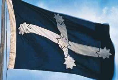 Eureka Flag: Eureka flag ... symbol of rebellion