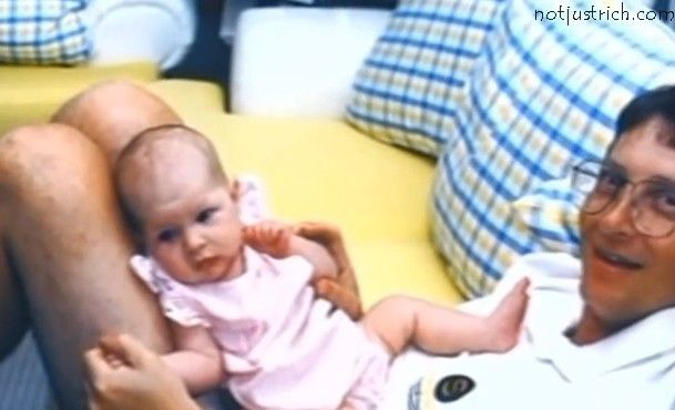 bill gates daughter Jennifer childhood pictures ...