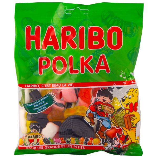 Haribo : candies : Polka : 320g