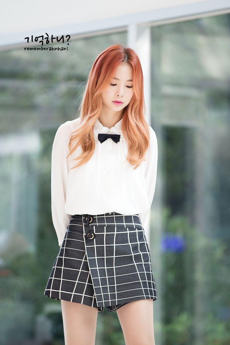 EXID Solji - Born in South Korea in 1989. #Fashion #Kpop