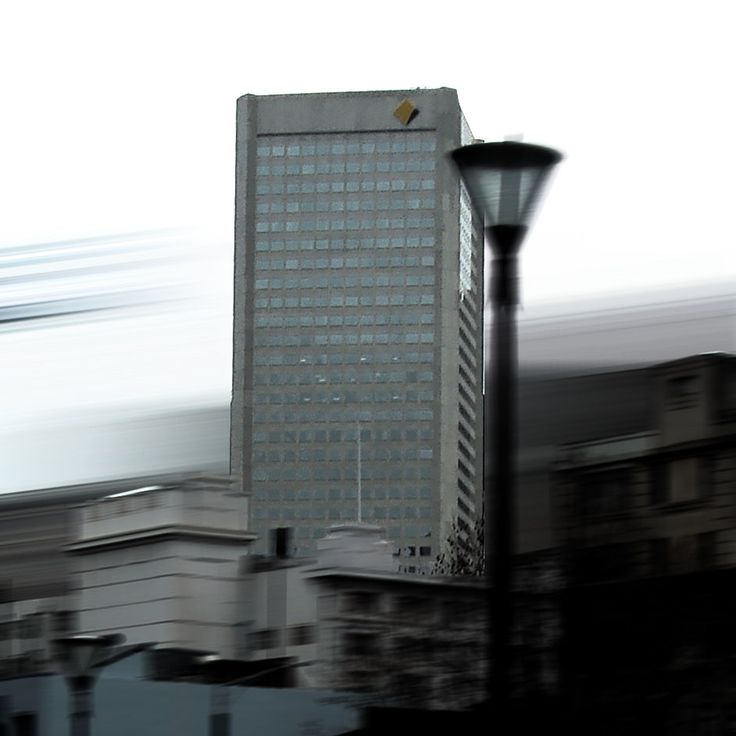 385 Bourke Street (2010) by Zamviza  Art #melbourne #architecture #art #illustration #printmaking #jimjimaggio #design