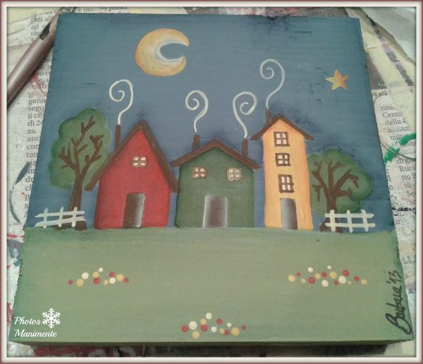 Tutorial di Country Painting
