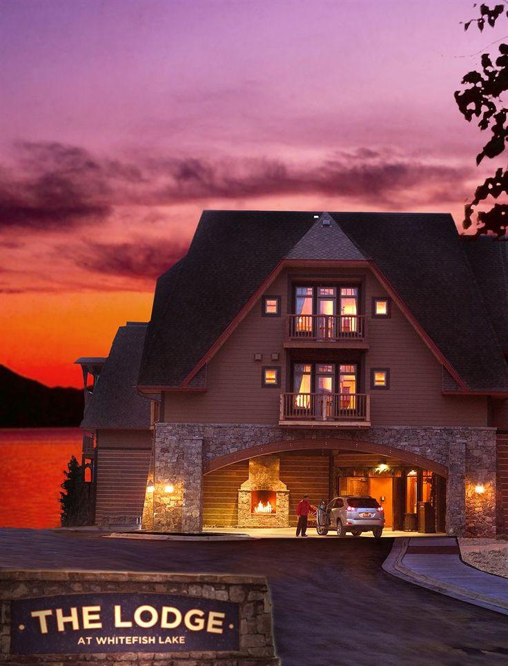 Lodge at Whitefish Lake (Whitefish, USA) | Expedia
