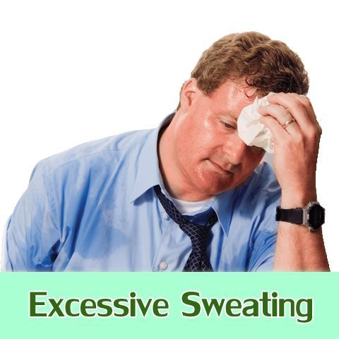 How to prevent sweating problems? Home remedies to Reduce Excessive Sweating, natural tips to stop too much sweating. Hyperhidrosis treatment, sweat cure.