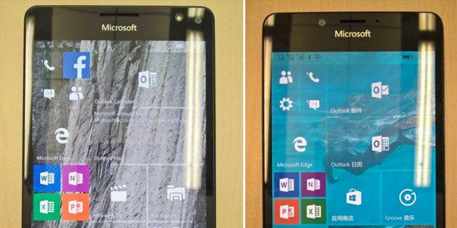 Nuevas imágenes muestran al Lumia 950 y al Lumia 950 XL http://j.mp/1M9TfjW |  #Filtración, #Gadgets, #Lumia950, #Lumia950XL, #Microsoft