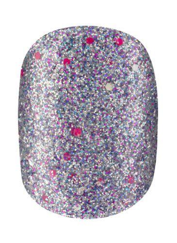 Elegant Touch Falsche N�gel - Razzle Blendend Violett / Lila - Kurze L�nge (24 N�gel) - Lila, Einheitsgr��e