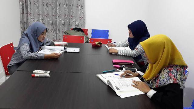 Kelas Bahasa Korea Level 2 di KCC Sejong Jogja dengan guru Leli