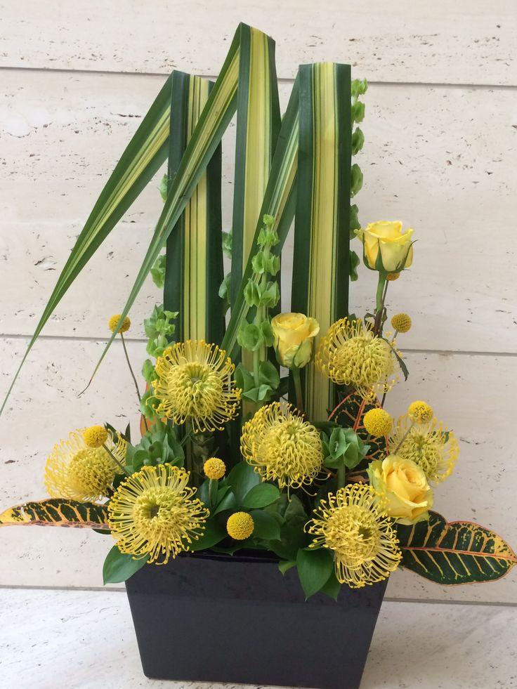 Protea Flax Design