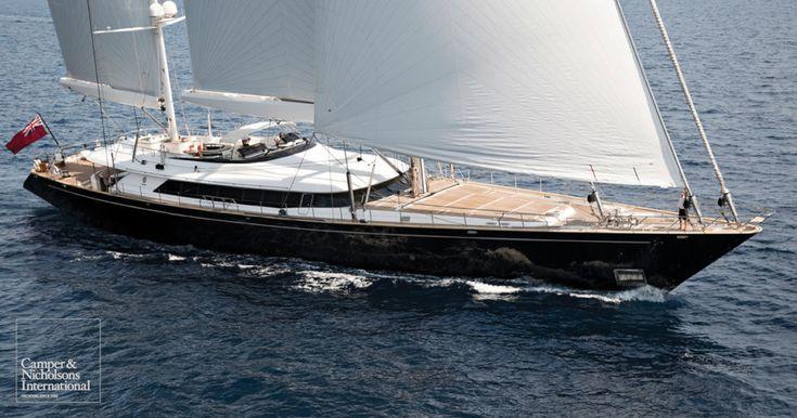 Super Yachts For Sale | Mega Yachts For Sale - Camper & Nicholsons