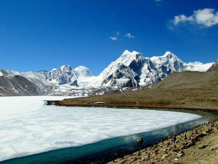 Gurudongmor lake (sikkim)