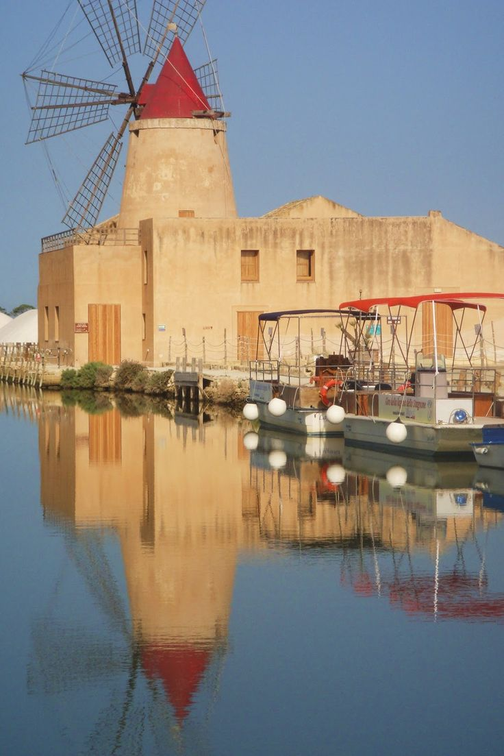 Sicily Trapani Italy