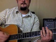 "▶ Acoustic Blues Guitar Lesson : Stevie Ray Vaughan ""Life By the Drop"" - YouTube"