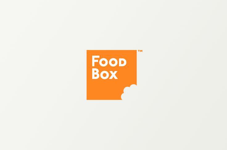 Foodbox logo proposals - Niepewny.com