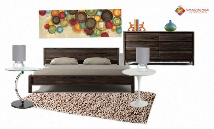 Bedroom - Feature Sounds Like Home bed and dresser